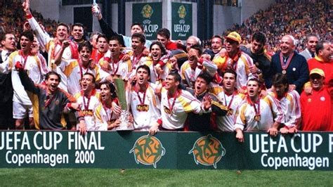 european cup and uefa chions league records and 1999 2000 galatasaray the pride of turkey uefa europa