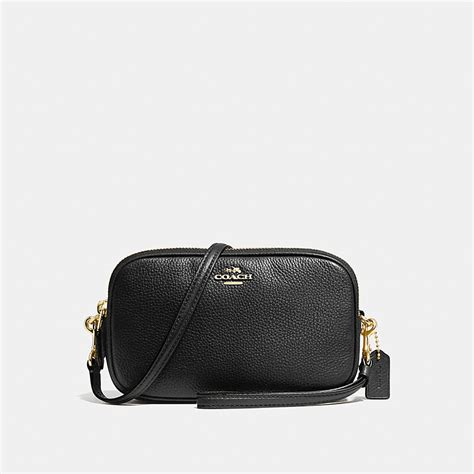 Clucth Coach coach crossbody clutch