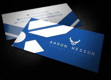 Air Business Card Template by Air Business Card Template Charlesbutler