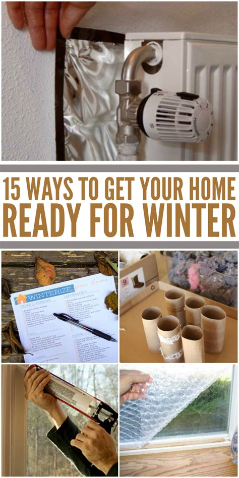 winter is coming 15 ways to get your house ready