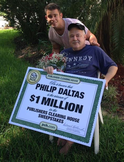 Youngest Pch Winner - meet our newest pch millionaire pch blog