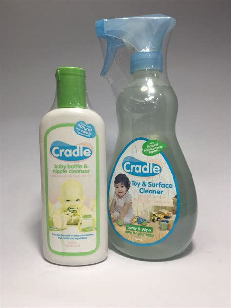 Cradle Toys Surface Cleaner Spray Bottle 500ml byc product catalog