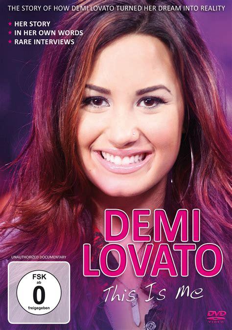 demi lovato biography movie demi lovato this is me unauthorized related allmovie