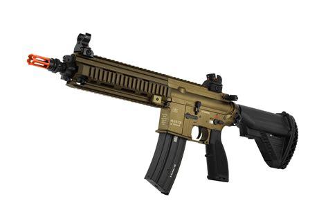 Airsoft Gun Hk416 Umarex H K Vfc Hk416 Cqb Airsoft Aeg Rifle Bronze