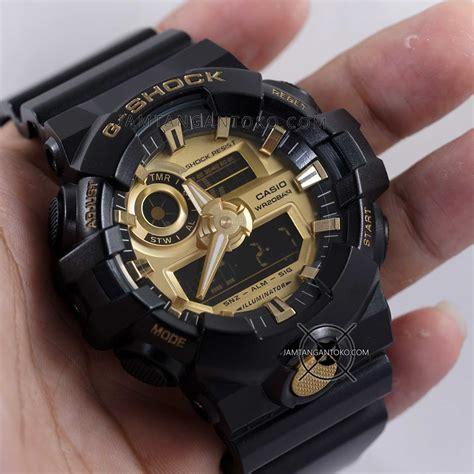 Bm Ori gambar g shock ori bm ga 710gb 1a black gold on 1