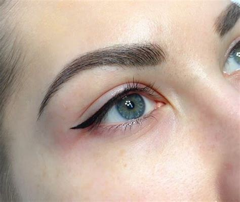 cosmetic tattooing rouse hill eyebrow feathering dna