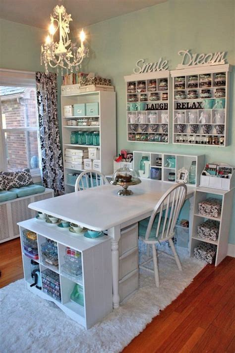 ideas  organize  craft room