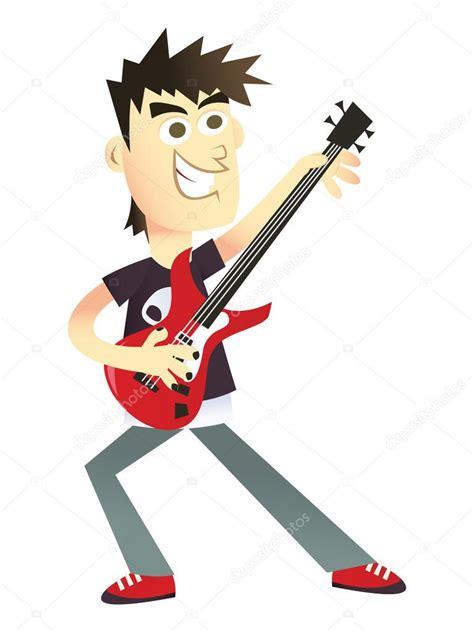 imagenes de goku rockero guitarrista rockero de dibujos animados archivo im 225 genes