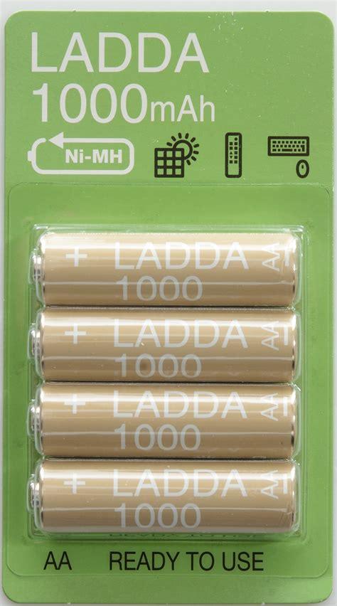 Ladda Baterai Aa Battery 2450mah test of ladda aa 1000mah brown