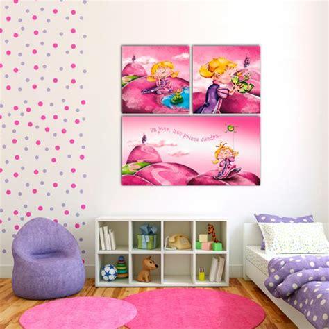 tableaux chambre enfant tableau princesse et la grenouille decodeo