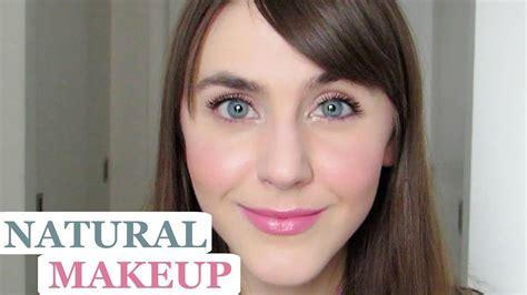 natural no makeup tutorial glowy natural quot no makeup quot makeup tutorial youtube