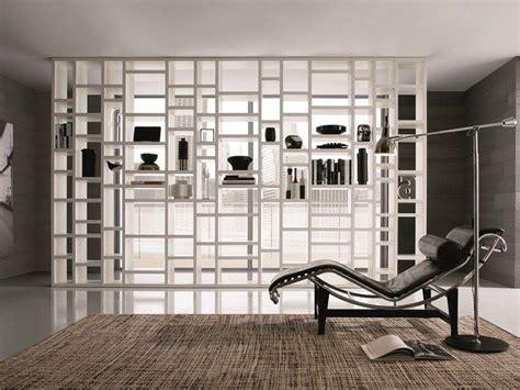 pareti originali per interni librerie divisorie le soluzioni pi 249 originali per
