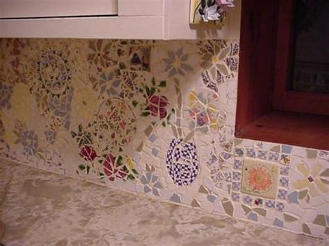 china mosaic backsplash to do crafts