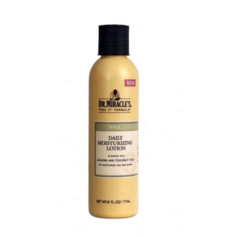 dr miracle hair dr miracle s dr miracles daily moisturising lotion