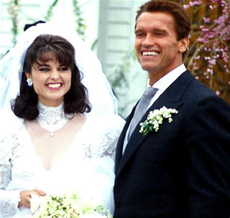 Caroline Kennedy S Son by Maria Shriver And Arnold Schwarzenegger At Their Wedding