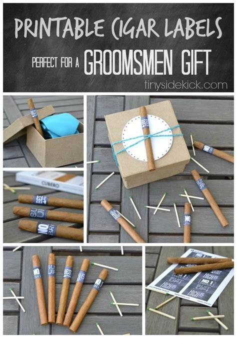 Free Groomsmen Printables