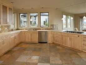 Ideas For Kitchen Floors by Kitchen Floor Tile Ideas Articles Networx Eclectic