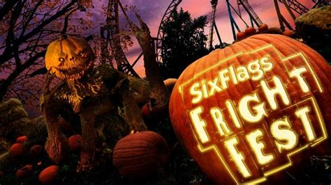 fright fest flags discovery kingdom fairfield ca