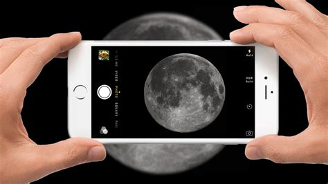 How To Take Picture From how to take pictures of moon with an iphone