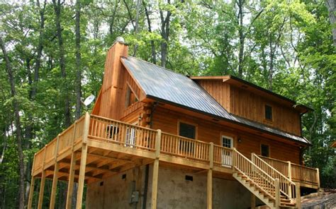 carolina cabin rentals in bryson city nc