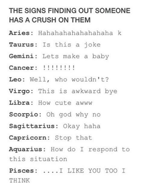 zodiac signs signs on tumblr