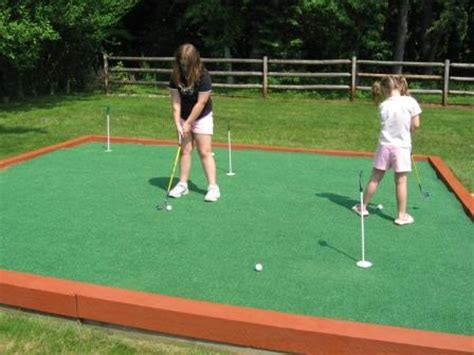 backyard putting green supplies home golf supply for backyard golf or backyard putting green