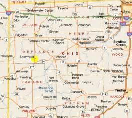 Northwest Ohio Map by Northwest Ohio