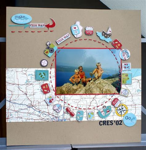 micro layout scrapbook 53 best cruise scrapbooking layouts images on pinterest