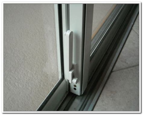 Locks For Patio Doors Sliding Door Deadbolt