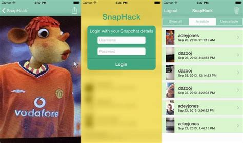 how to look at other peoples snap chats meet jessica snaphack lets you save snapchats secretly