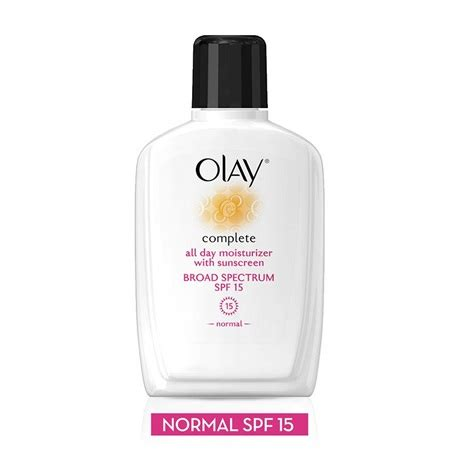 Olay Day And olay complete all day moisturizer spf 15 olay