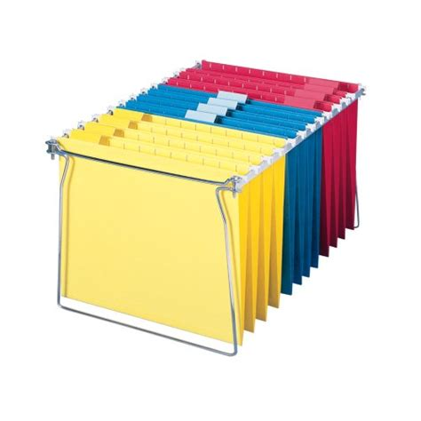File Folder Drawer Frames by Smead Hanging Steel Letter Size File Folder Drawer Frames