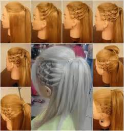 simple hairstyle for eid images