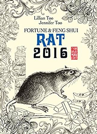 lillian fortune feng shui 2018 rat books fortune feng shui 2016 rat kindle edition by lillian