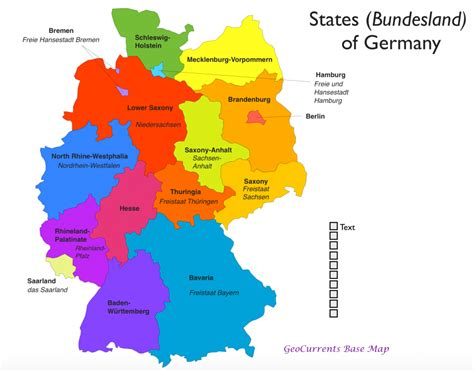map of germany today uncategorized geocurrents