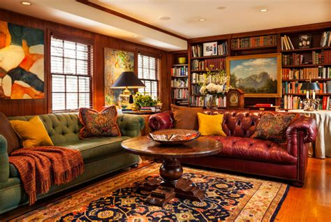 these 38 home libraries will you feeling just like