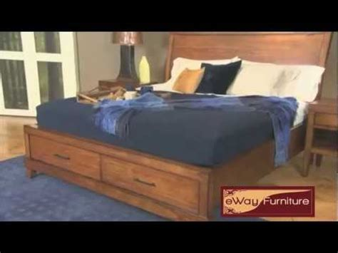 bombay bedroom furniture bombay sleigh bed transitional bedroom furniture set youtube