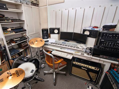 bedroom studio equipment pin by alicia hanson on music studio ideas pinterest