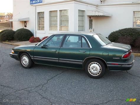 1995 polo green metallic buick lesabre limited 25581322
