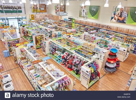 home interior shops pets at home interior store space stock photo royalty