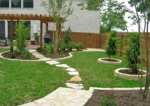 Backyard Landscape Design Ideas by Backyard Landscaping Tx Photo Gallery