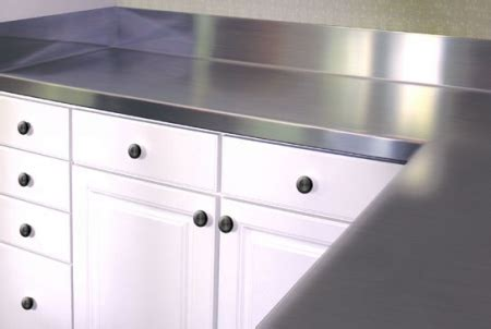 Stainless Steel Countertops Los Angeles by Countertop Options The Kitchen Warehouse Los Angeles