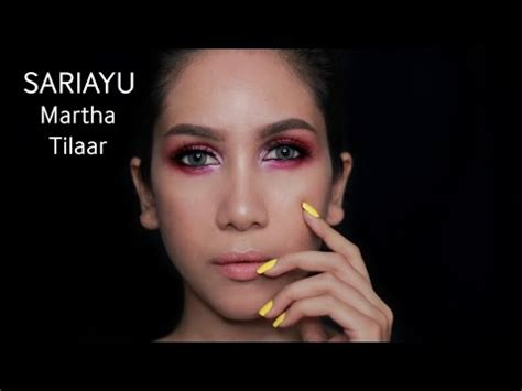 Make Up Sariayu sariayu martha tilaar make up tutorial suhaysalim