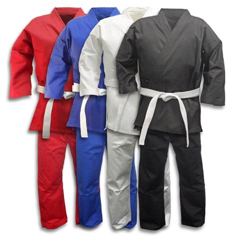 ninja gi pattern middleweight student uniform middleweight karate uniform