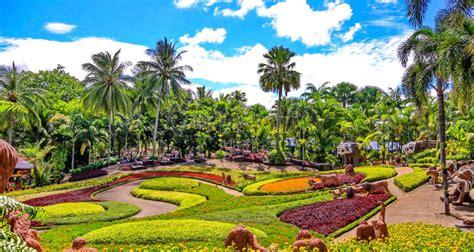 Nong Nooch Show Lunch International Buffet Menu Botanical Garden Entrance Fee