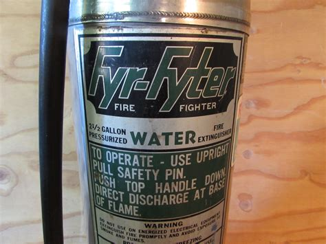 decorative fire extinguisher lot detail neat decorative fyr fyter fire extinguisher