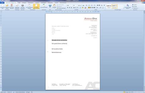 Word Vorlage Brief Mit Falzmarken Eworks Referenz Entwicklung Word Vorlage Mit Outlook Anbindung