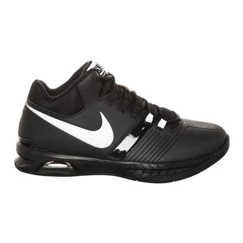 nike pro basketball shoes nike air visi pro v mens basketball shoes black white