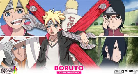 ulasan film boruto the movie premi 232 res images de boruto le film boruto naruto le
