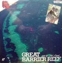 Laser Disc Single Disc Running paul mauriat great barrier reef scenic